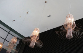 G HOTEL, PENANG decorative hanging lights