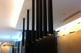 DAMANSARA CITY RESIDENCES decorative wall lighting