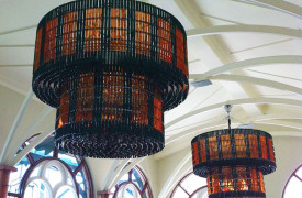 THE CHATEAU RESORT Chandelier lights