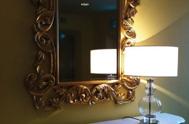 THE CHATEAU RESORT Shade Lighting