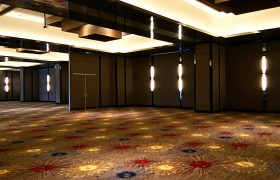 KCC Senai Hotel indoor lighting