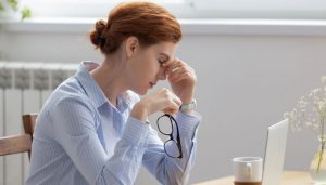 drowsiness and tiredness female