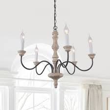 Chandelier types: candle chandelier