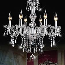 Chandelier types: crystal chandelier