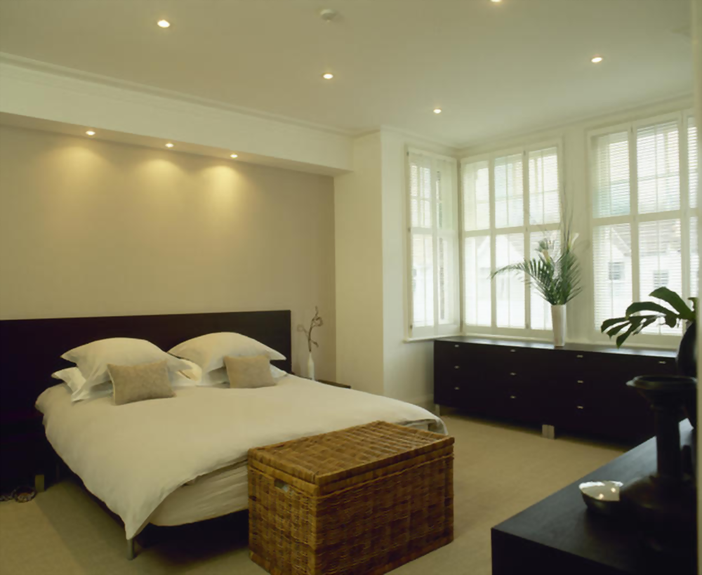 recessed lighting for bedroom lighting idea